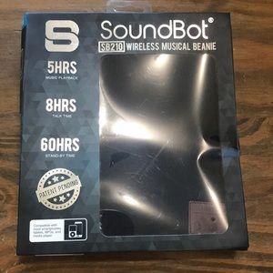 SoundBot blue tooth beanie